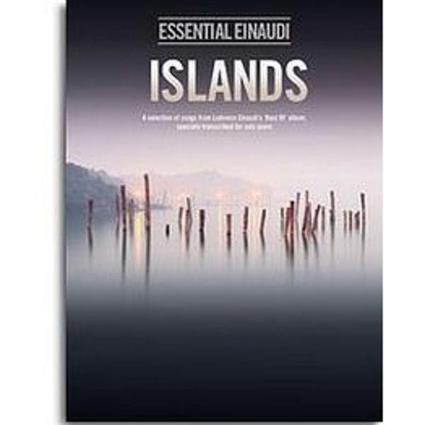 Essential Einaudi - Islands, Ludovico Einaudi, Piano