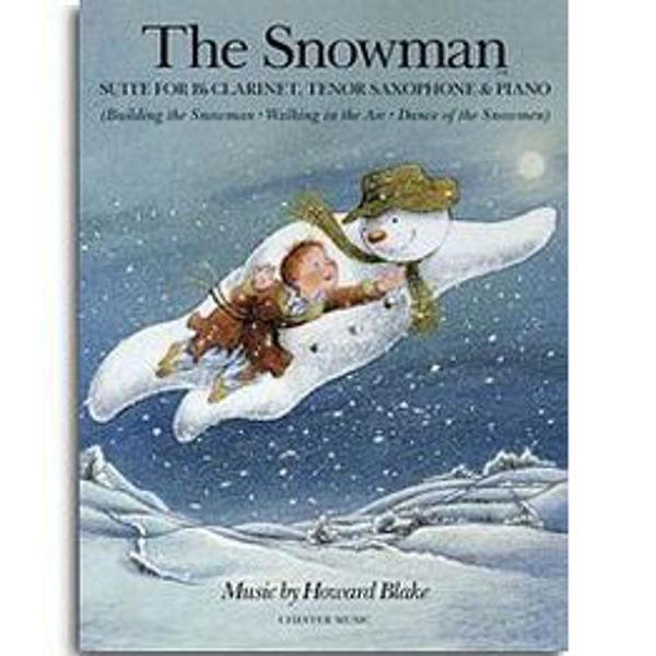 The Snowman - Suite for Bb Klarinett, Tenor Saksofon og Piano