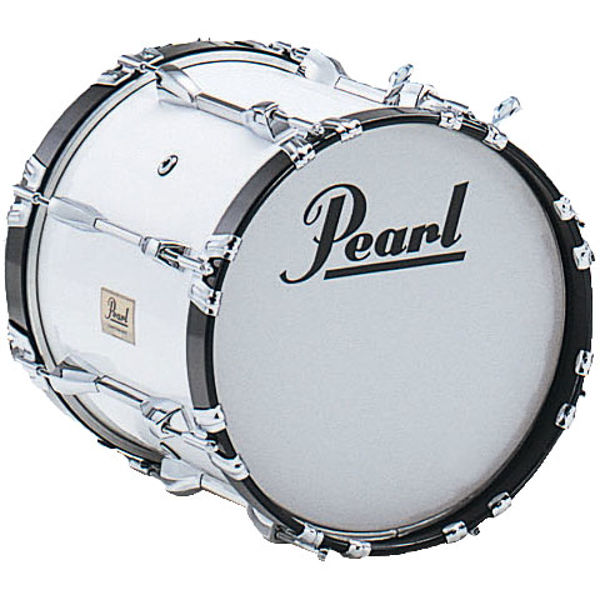 Marsjstortromme Pearl Competitor CMB2014N/C33, 20x14, White, 7,4kg