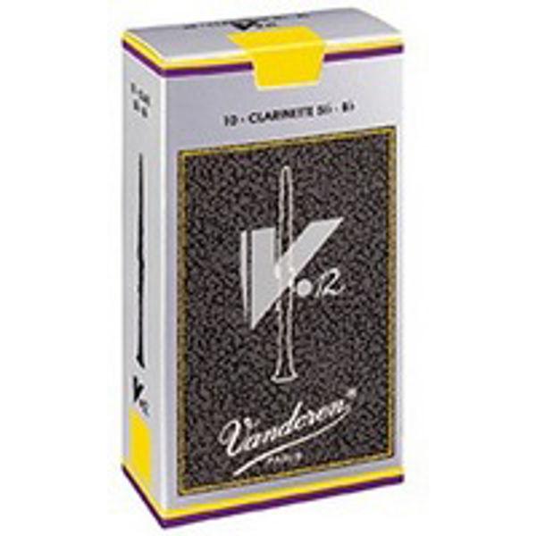 Klarinettrør Vandoren Bb V12  4,5