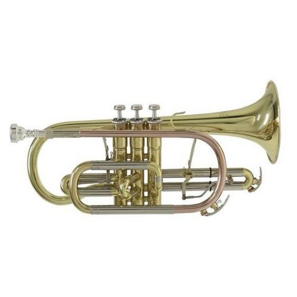 Kornett Bach Bb CR651 Laquered