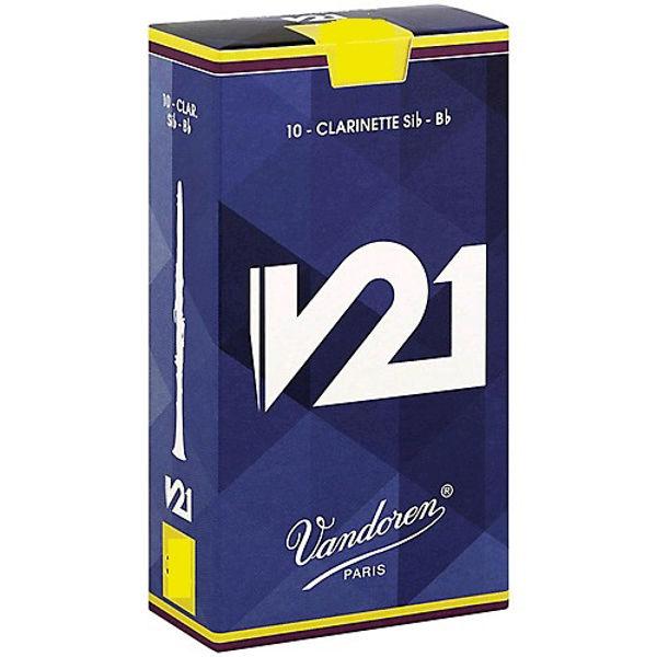 Klarinettrør Vandoren Bb V21 4