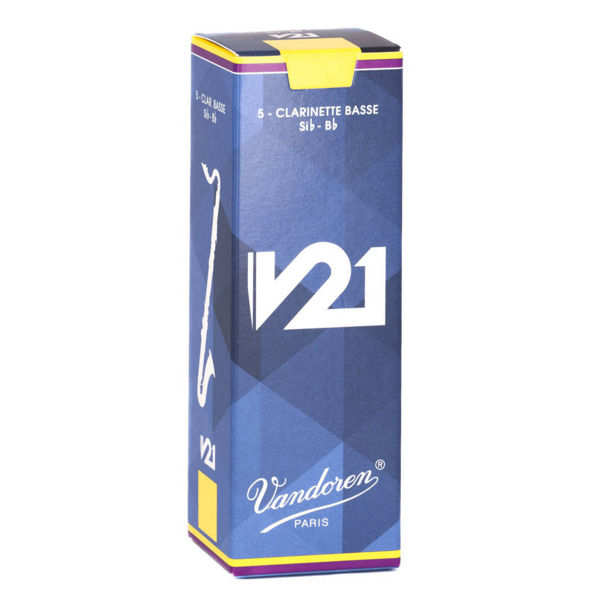 Bassklarinettrør Vandoren V21 2,5