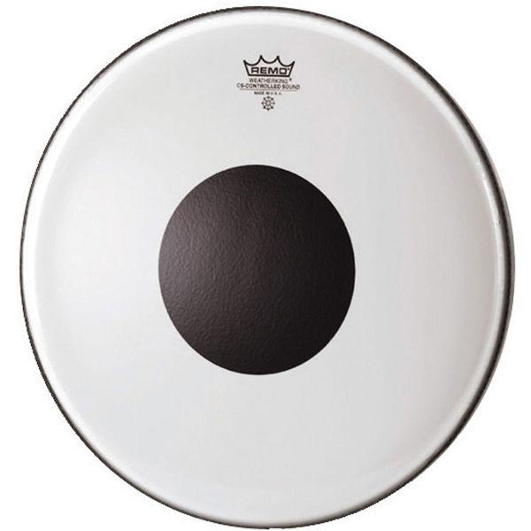 Trommeskinn Remo Controlled Sound CS-0312-10, Clear Black Dot, 12