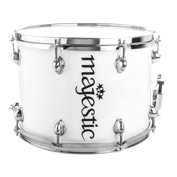 Paradetromme Majestic Contender CSS1410, White, 14x10, 3,4kg