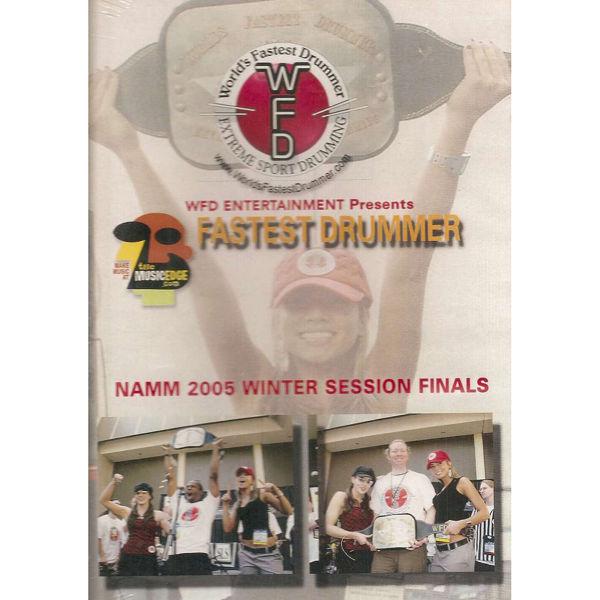 DVD WFD Fastest Drummer, NAMM Winter 2005
