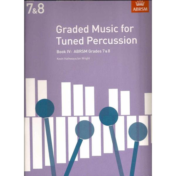 Graded Music For Tuned Percussion Book 4
