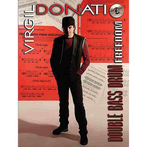 Double Bass Drum Freedom, Virgil Donati