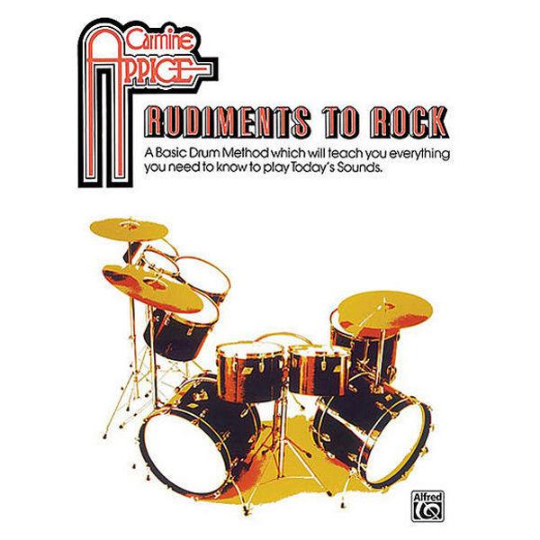 Rudiments To Rock, Carmine Appice