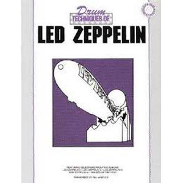 Drum Techniques Of Led Zeppelin, Bill Wheeler