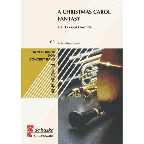 A Christmas Carol Fantasy, Hoshide - Janitsjar