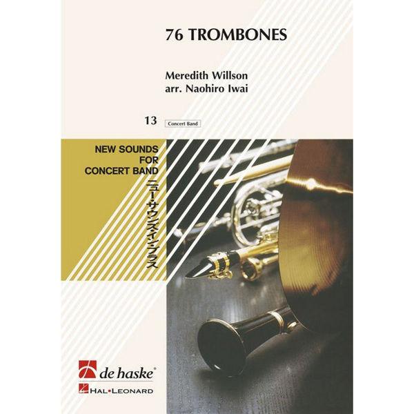 76 Trombones, McCoy / Iwai - Concert Band