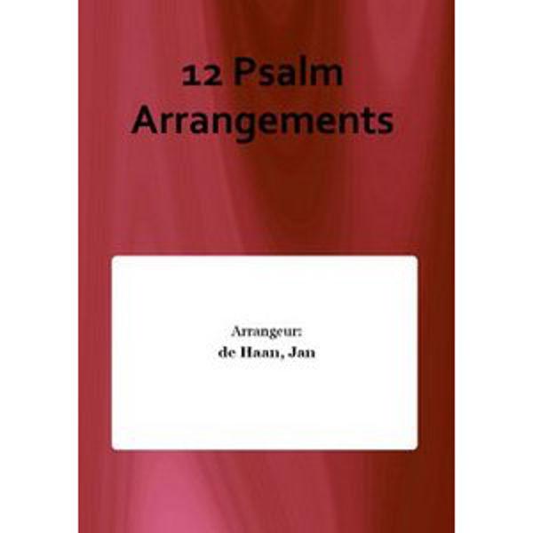 12 Psalm Arrangements, Haan - Brass Band