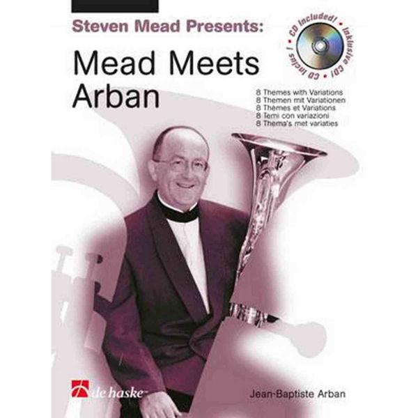 Mead Meets Arban (Baritone/Euphonium) Book + CD