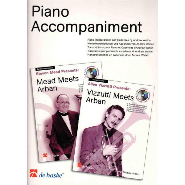 Vizzutti Meets Arban/Mead Meets Arban, Piano Accompaniment