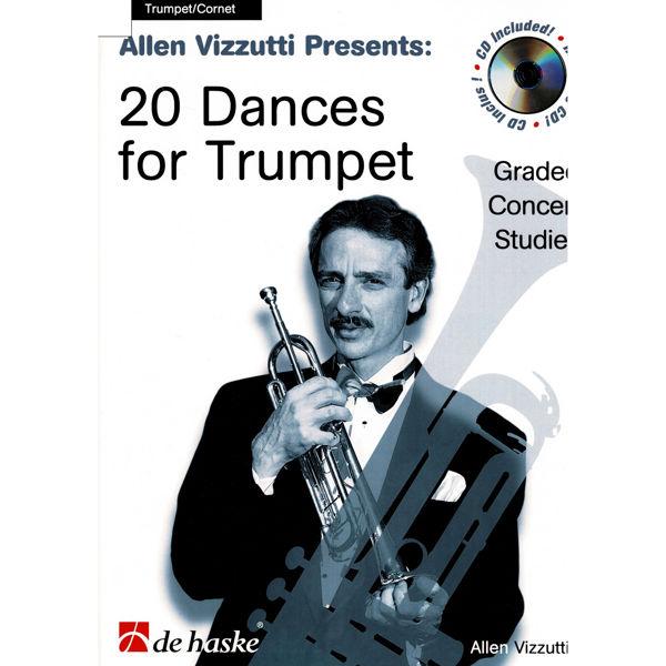 20 Dances for Trumpet, Trumpet Book+CD