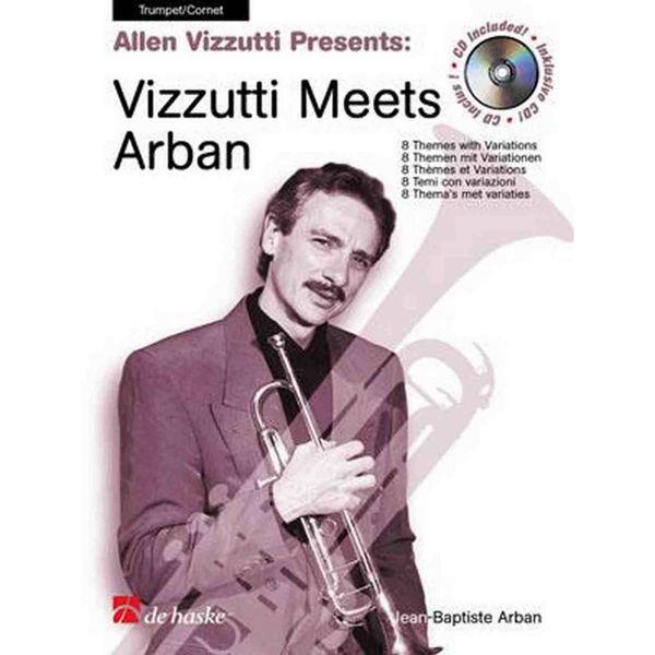 Vizzutti Meets Arban (Trumpet Book + CD)