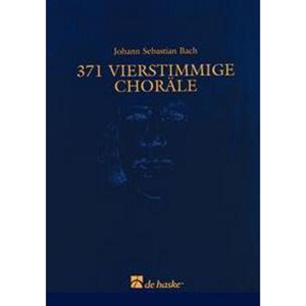 371 Vierstimmige Choräle (4 Bb BC)