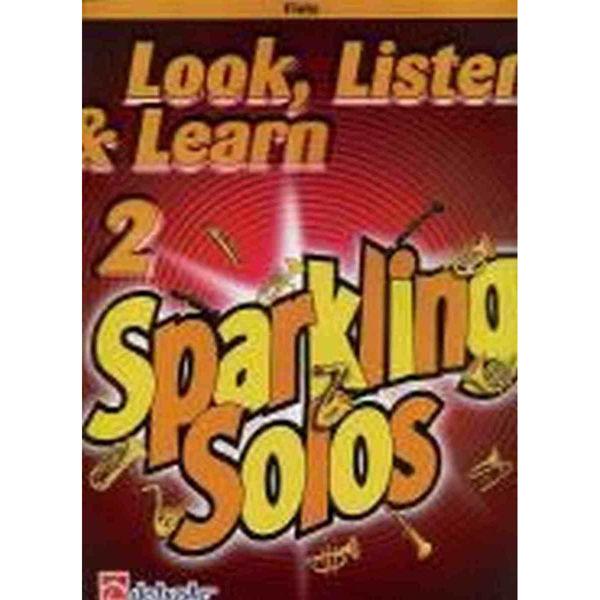 Look, Listen & Learn 2 - Spakling Solos - Bb Instruments