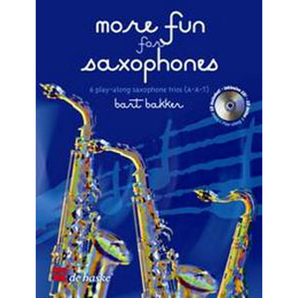 More Fun for Saxophones, Saxophone Trios