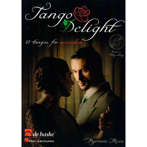 Tango Delight - 12 tangos for accordion