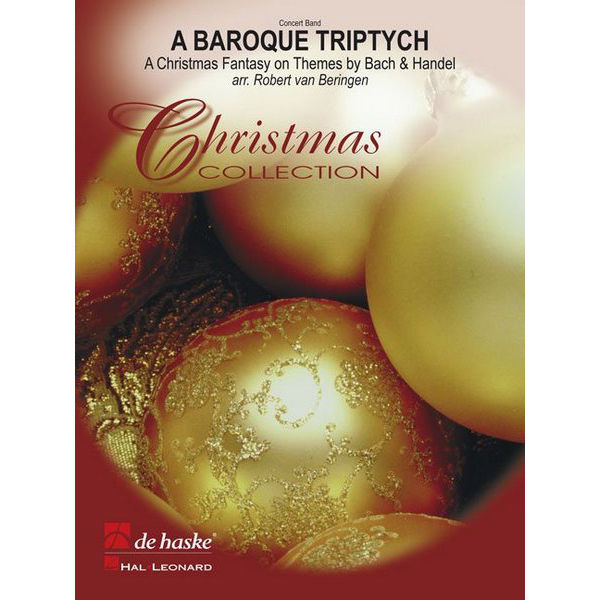 A Baroque Triptych - A Christmas Fantasy on Themes by Bach & Handel, Beringen - Janitsjar