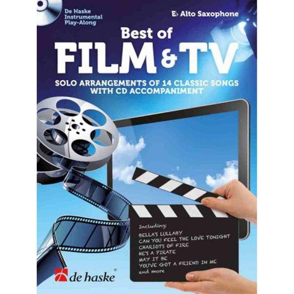Best of Film & TV, Altsaksofon