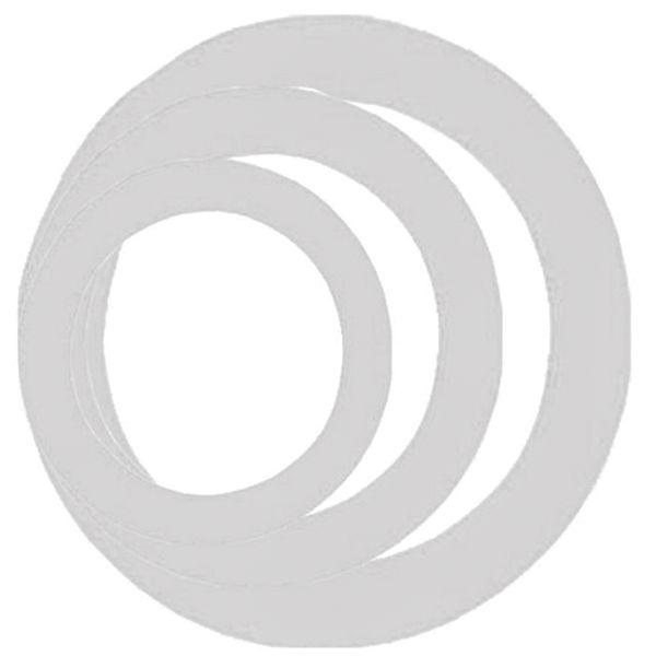 O Ring Remo Dynamos DM-0579-00 White 3 Stk.