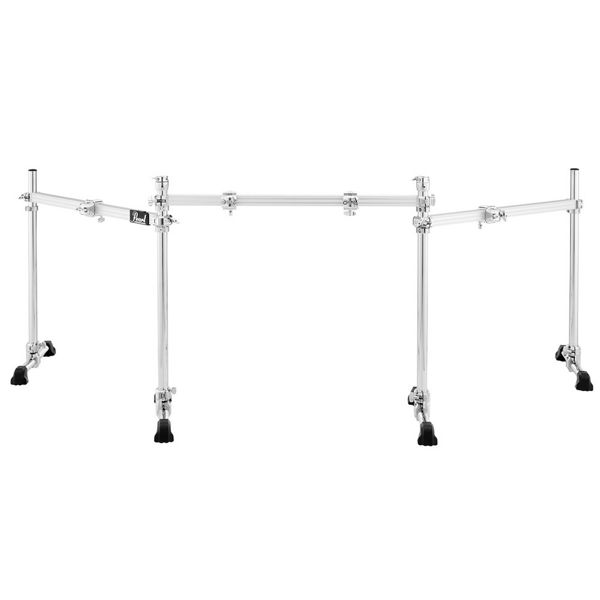 Rack Pearl DR-513, Drum Rack w/4xPCX100, 2xPCL-100, Pipe Clamp for Leg