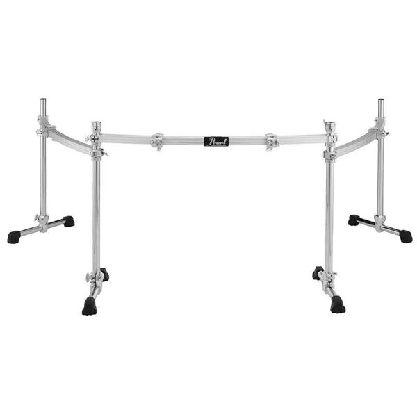 Rack Pearl DR-513C, Drum Rack w/4xPCX100, 2xPCL-100, Pipe Clamp for Leg