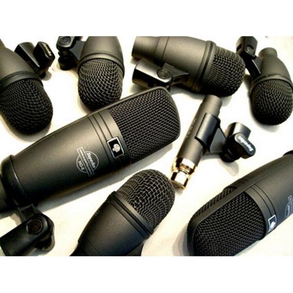 Mikrofonsett Superlux DRK-F5H3 Til Trommer