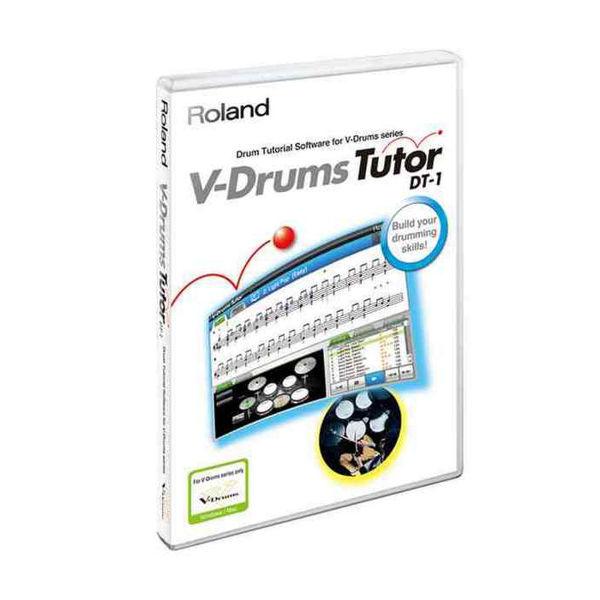 Programvare Roland DT-1, V-Drums Tutor