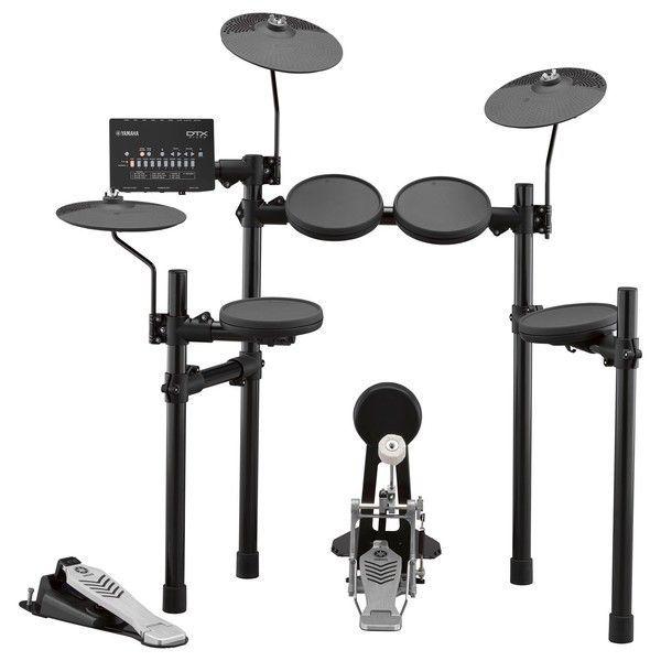Digitalsett Yamaha DTX432K, Komplett m/Pedal