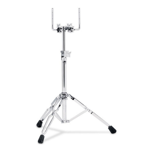 Tom-Tomstativ DW 9900, Double With Accessory Clamp