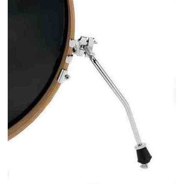Stortrommeføtter DW SM2224, Bass Drum Hoop Spur System (Pair)
