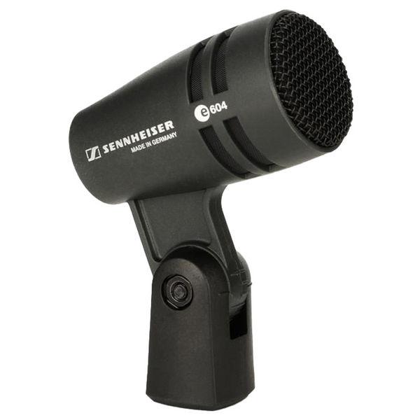 Mikrofon Sennheiser E604, Tromme