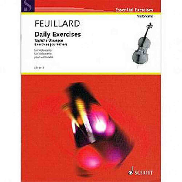 Daily Exercises for Cello, Feuillard