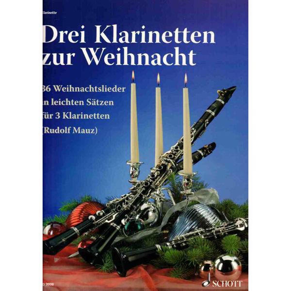 3 Clarinets for Christmas, Rudolf Mauz