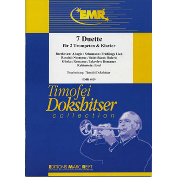7 Duette for Two Trumpets and Piano