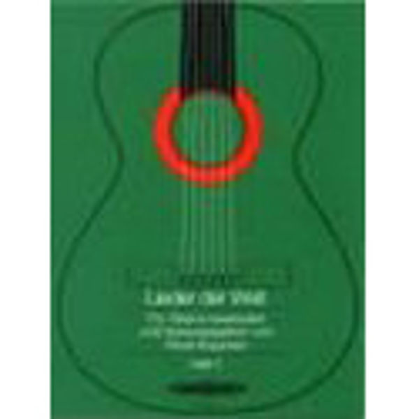 Lieder der Welt - For Two Guitars - Heft 1