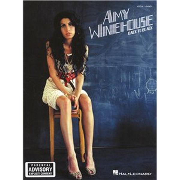 Back To Black, Amy Winehouse (Piano/Vokal/Gitar)