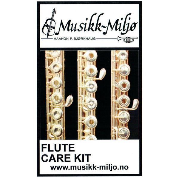 Rengjøringssett Fløyte/Piccolo Superslick Care Kit