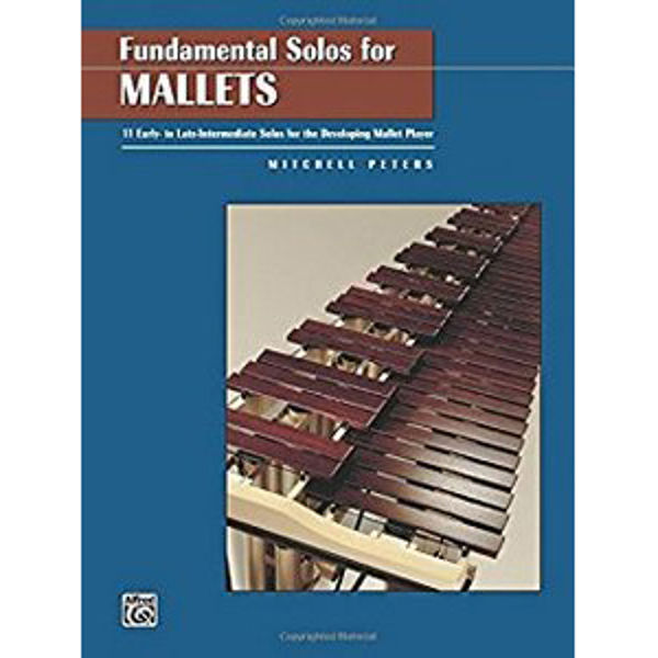 Fundamental Method For Mallets book 2, Mitchell Peters