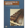 Fundamental Solos For Mallets, Mitchell Peters