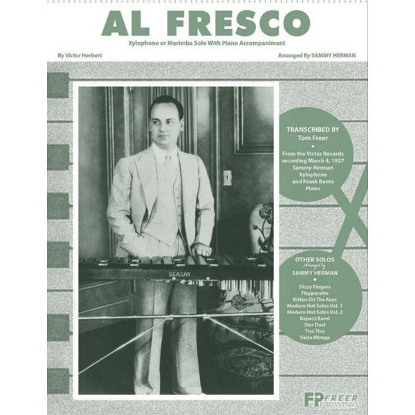 Al Fresco, Xylophone Solo w/Piano Accompaniment
