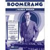 Boomerang, Xylophone Solo w/Piano Accompaniment