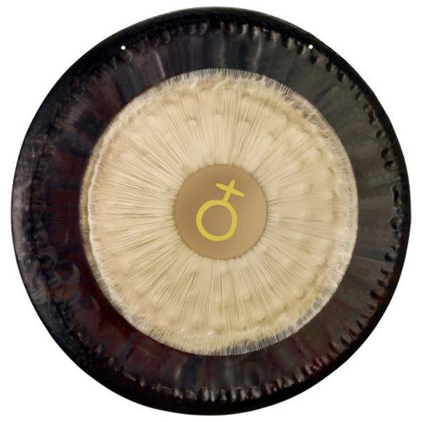 Gong Meinl G28-E-PL, Earth Gong Platonic Year, 172,06 Hz, F2
