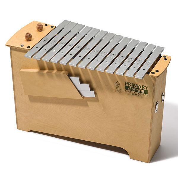 Metallofon Sonor GBMP-1, Primary Line Deep-Bass Metallophone