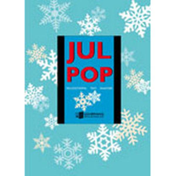 Julpop, Melodi, Akkorder og Text