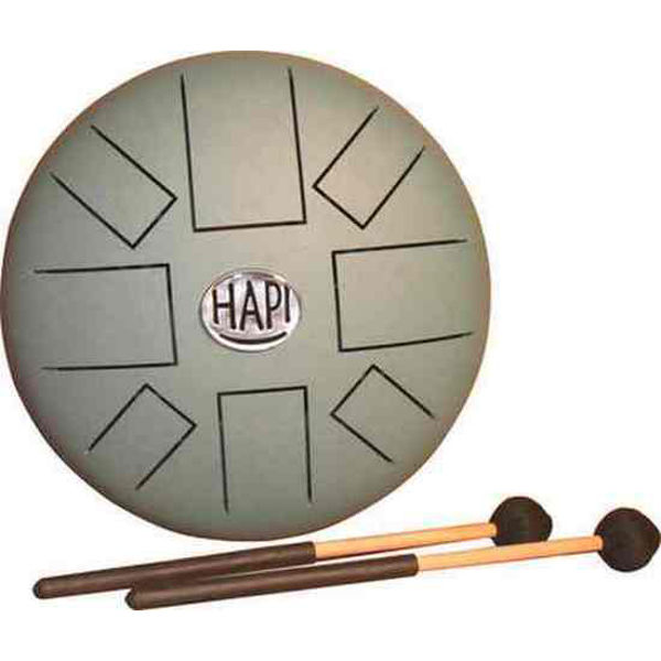 Hapi-Drum DDUR, D-Dur/Major m/Bag